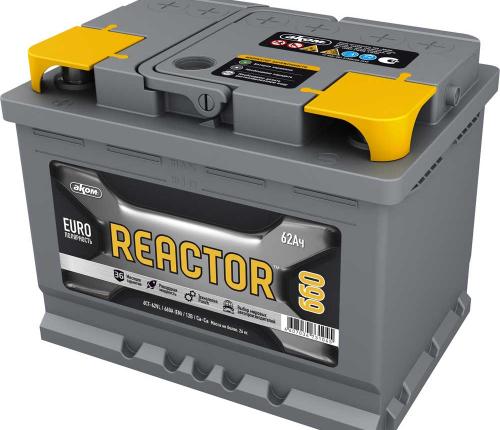 Reactor 62E
