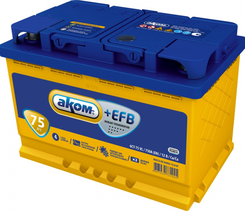 АКОМ + EFB 75