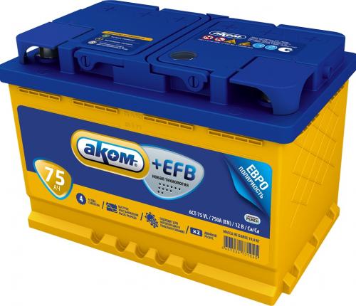 АКОМ + EFB 75Е